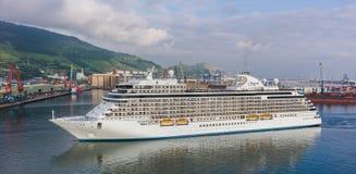 Crusie ship Stock Image
