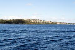 Crusing гавань Сиднея стоковая фотография