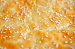 Crust of bread Royalty Free Stock Images
