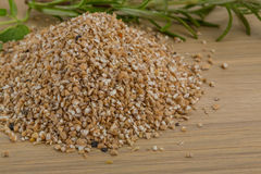 Crusted Pearl Barley Stock Image