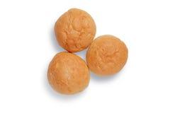 Crusty bread rolls Stock Photo