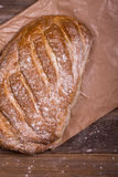 Crusty loaf Royalty Free Stock Photo