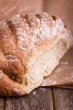 Crusty loaf Stock Images