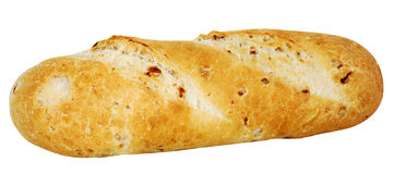 Crusty loaf of bread Stock Images