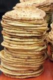 Crusty pancakes Royalty Free Stock Image