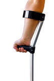 Crutch Stock Images