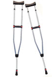Crutches Stock Images