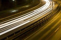 Cruves de la carretera Imagenes de archivo
