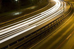 cruves highway Στοκ Εικόνες