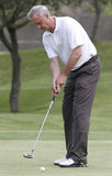 Cruyff au golf 026 Photographie stock