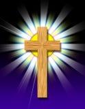 A cruz ilustração do vetor