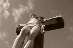 A cruz Imagens de Stock