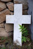 A cruz Foto de Stock