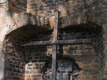 A cruz Fotografia de Stock Royalty Free