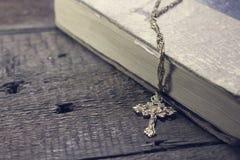 Cruz Foto de archivo libre de regalías