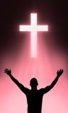 A cruz Imagem de Stock Royalty Free
