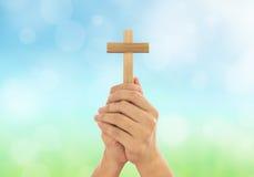 Cruz Imagen de archivo