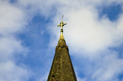 A cruz Fotos de Stock Royalty Free