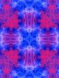 Cruz abstracta Fotos de archivo
