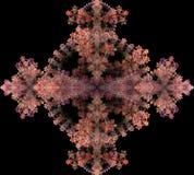 Cruz abstracta Imágenes de archivo libres de regalías