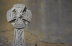 Cruz céltica Foto de archivo