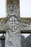 Cruz céltica Fotos de archivo libres de regalías