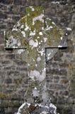 Cruz céltica en Irlanda Fotos de archivo