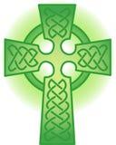Cruz celta ilustração stock