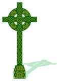 Cruz celta Foto de Stock