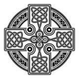 Cruz celta do vetor Imagens de Stock Royalty Free