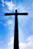 Cruz cristã fotos de stock royalty free