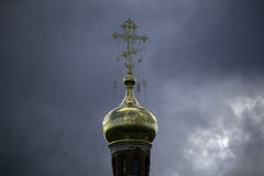 Cruz cristã ortodoxo fotos de stock