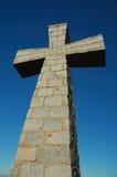 Cruz cristiana Imágenes de archivo libres de regalías