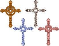 Cruz cristiana Fotografía de archivo libre de regalías