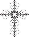 Cruz cristiana Imagen de archivo