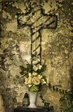 Cruz de la pintada Imagenes de archivo