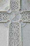 Cruz de mármol hermosa fotos de archivo