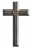 Cruz de madera Imagen de archivo