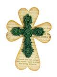 Cruz de Patricks del santo Imagen de archivo