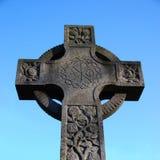 Cruz de pedra Imagem de Stock