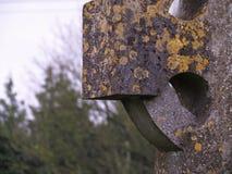 Cruz de pedra em ireland Imagens de Stock Royalty Free