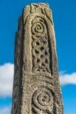 Cruz de pedra saxona Imagens de Stock Royalty Free
