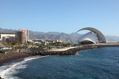 cruz De Santa Spain Tenerife obraz royalty free