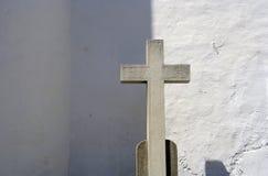 Cruz de Sitges Fotografía de archivo libre de regalías