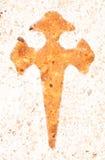Cruz de St James imagens de stock