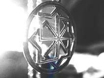 Cruz de Svarog Fotografía de archivo libre de regalías