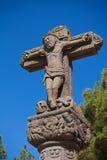 Cruz de Tejeda Arkivfoto