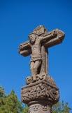 Cruz de Tejeda Arkivbild