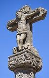 Cruz de Tejeda, croix de Tejeda, Tenerife Image stock