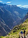 Cruz del Condor Royaltyfri Fotografi